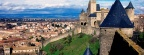 Chateau Comtal, Carcassonne, France - Facebook Cover