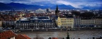 Grenoble, Rhone-Alpes, France - Facebook Cover