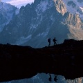 Montagnes pittoresques, Alpes, France - Facebook Cover