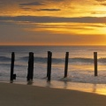 Cover FB  St. Clair Beach at Sunrise, Dunedin, New Zealand