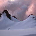Cover FB  Sunset on the Fox Glacier, New Zealand Alps