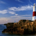 Cover FB  Lighthouse, Dorset, England