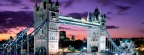 Cover FB  London Evening, Tower Bridge, England