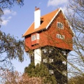 Cover FB  The House in the Clouds, Thorpeness, Suffolk, England