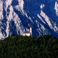 Cover FB  Hillside Church and Mount Griesspitzen, Tirol, Austria