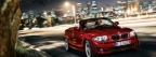 BMW 1series convertible Facebook Cover 01