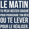 le matin Citation - Cover FB