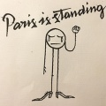 Paris is standing - Photo de couverture