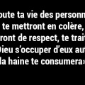 Des personnes te manqueront de respect - Will Smith