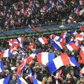 Football supporters équipe de France