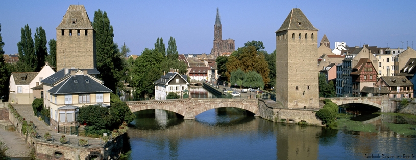 Quartier de la Petite France - Facebook Cover, Strasbourg, Alsace, France - Facebook Cover.jpg