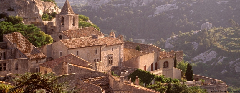 Village Les Baux, France - Facebook Cover.jpg