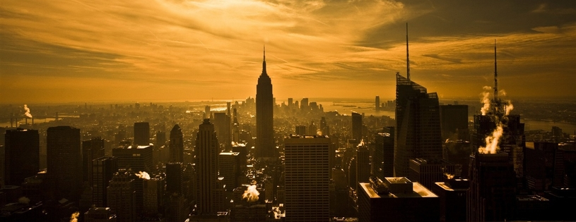 New York City - FB couverture  2