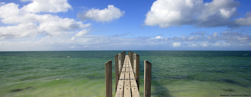 Cover FB  Quindalup Jetty, Busselton, Western Australia