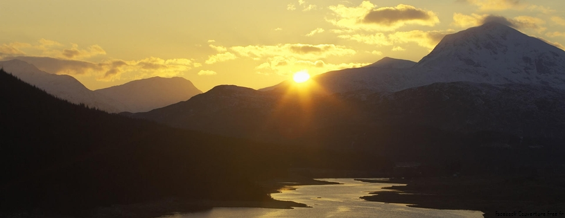 Cover_FB_ Loch Garry at Sunset, Glen Garry, Western Highlands, Scotland.jpg
