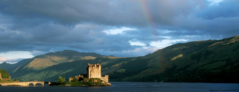 Cover_FB_ Rainbow Above Eilean Donan Castle, Highlands, Scotland.jpg
