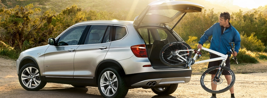 BMW X3 Facebook Cover 04