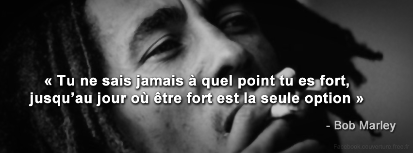 Tu ne sais jamais à quel point tu es fort - Citation.jpg