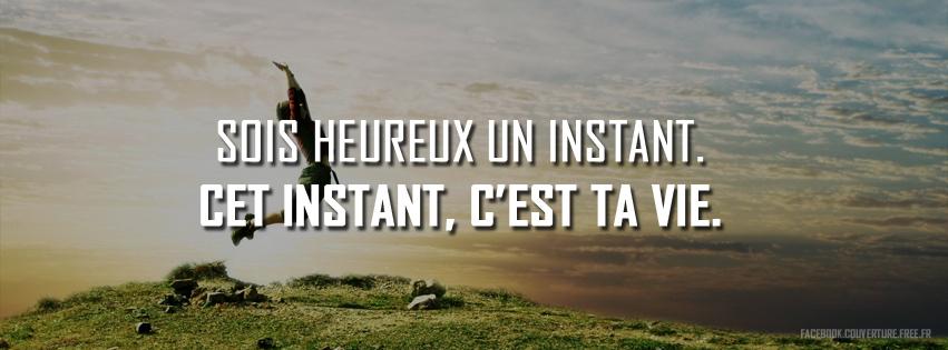 Sois Heureux Un Instant Couverture Fb 5000 Photos De