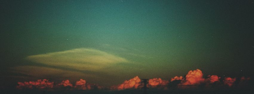 Nuage photo retro