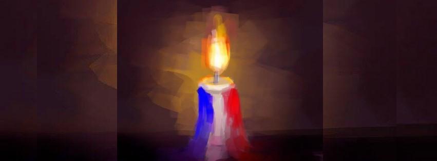 """RÃĩsultat de recherche d'images pour """"bougie hommage"""""""